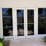 Front Glass Door