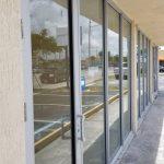 Storefront Glass Door