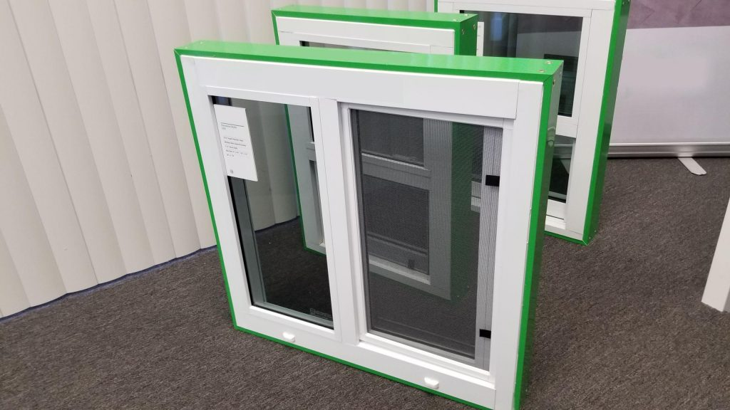 Horizontal Rolling Window in Stock